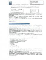 19.2020 DESIGNATION DES MEMBRES DES COMMISSIONS MUNICIPALES