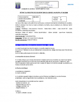 31.2020 DÉSIGNATION DES DELEGUES ELECTION DES SENATEURS