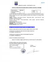 34.2020 APPROBATION DU BUDGET PRIMITIF DE LA COMMUNE